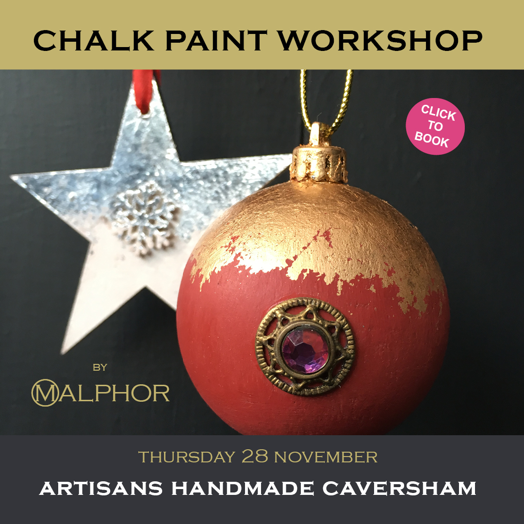 November Chalk Paint Workshop in Caversham