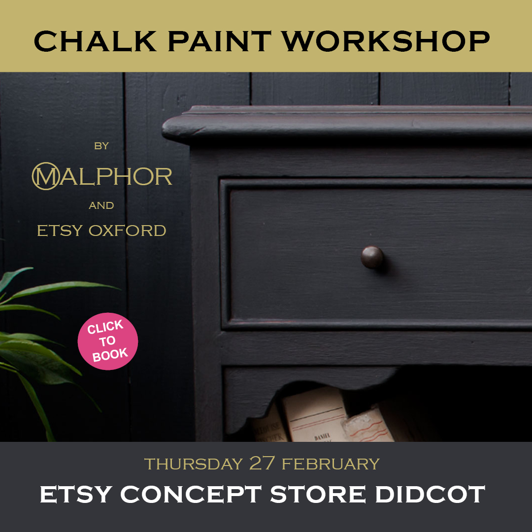Chalk Paint Workshop in Didcot Oxfordshire