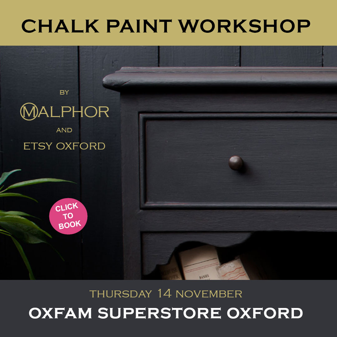 Chalk Paint Workshop in Oxford November